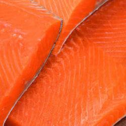 Wild Caught Frozen Whole Sockeye Salmon