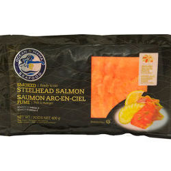 Smoked Steelhead Salmon